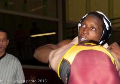 Cal Poly at ASU February 16th 2013