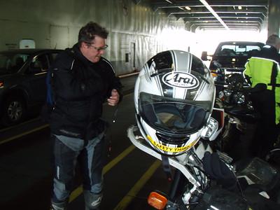 Moto-trip W/ Dick Murray, April 2015, Olympics