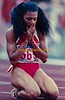 Florence Griffith Joyner, 1988 Olympics Gold Medal 100m and 200m world record 1988 Olympic Track and field trials