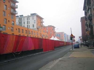 Torino Olympic Athlete Village