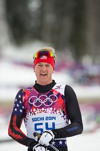 Erik Bjornsen 2014 Olympic Winter Games - Sochi, Russia. Men's skate sprint Photo: Sarah Brunson/U.S. Ski Team