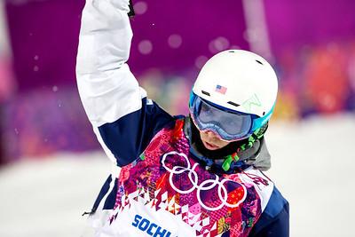 Pat Deneen 2014 Olympic Winter Games - Sochi, Russia. Men's moguls Photo: Sarah Brunson/U.S. Ski Team