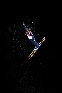Emily Cook 2014 Olympic Winter Games - Sochi, Russia. Ladies Aerials Photo: Sarah Brunson/U.S. Ski Team