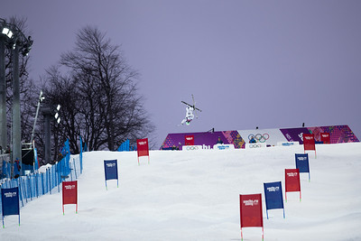 Patrick Deneen 2014 Olympic Winter Games - Sochi, Russia. Men's moguls Photo: Sarah Brunson/U.S. Ski Team