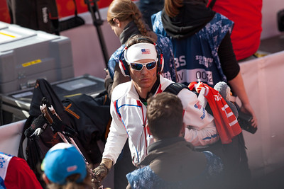 Todd Lodwick 2014 Olympic Winter Games - Sochi, Russia. Nordic Combined Team event Photo: Sarah Brunson/U.S. Ski Team