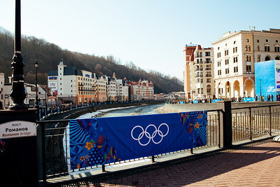 Rosa Khutor 2014 Olympic Winter Games - Sochi, Russia. Photo: Sarah Brunson/USSA