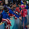 Cross Country Team Sprint<br /> 2018 Olympic Winter Games in PyeongChang, Korea<br /> Photo: Sarah Brunson/U.S. Ski & Snowboard