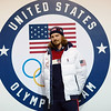 McRae Williams<br /> Olympic Processing<br /> 2018 Olympic Winter Games in PyeongChang, Korea<br /> Photo: Sarah Brunson/U.S. Ski & Snowboard