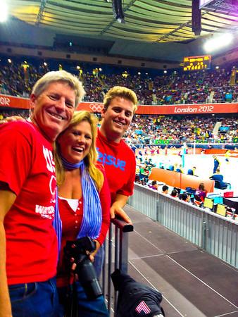 London Olympics Indoor Women's Volleyball