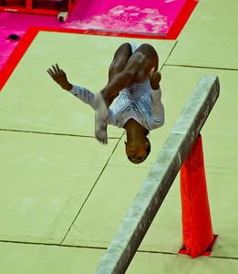 Olympics London Gymnastics