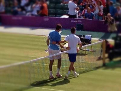 Olympics London Tennis Wimbledon