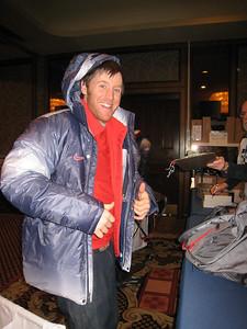 Marco Sullivan in a 2010 Olympic Team Nike jacket (Doug Haney/U.S. Ski Team)