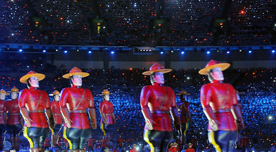 Fans pack BC Place for the Closing Ceremony of the 2010 Vancouver Olympic Winter Games. (Tom Kelly)