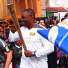 London olympic torch relay, 2012, Uche
