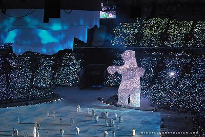 2010 Olympics Vancouver BC - Ice Bear