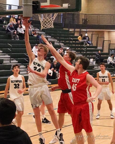 Olympus High School Basketball