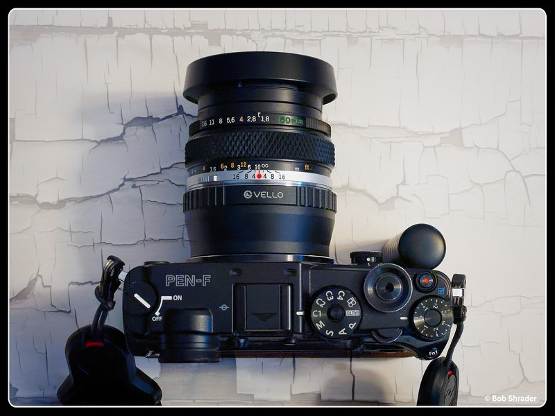 Adapted Lens Rig
