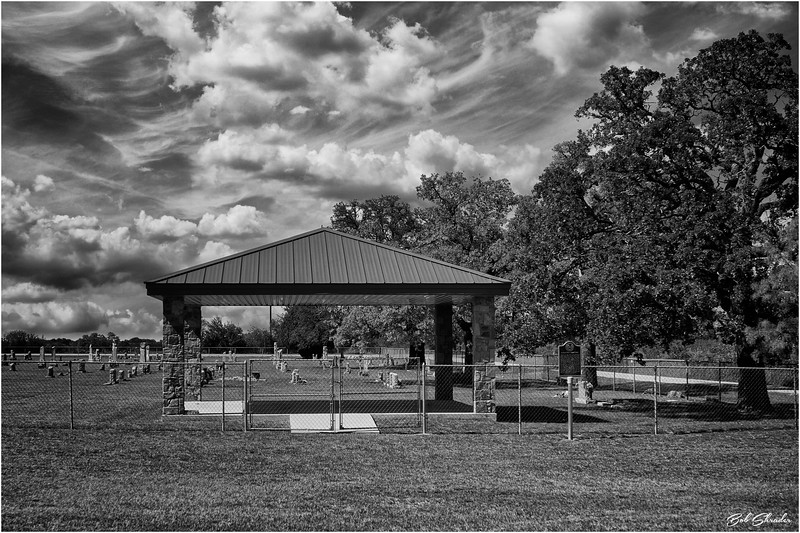 Cemetery and Pavilion