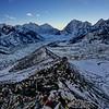Twilight on Khumbu