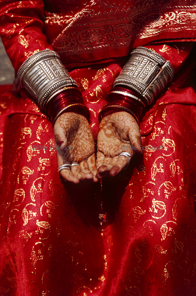 Waiting to Wed - Bhaktapur, Nepal