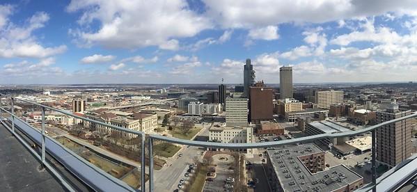Omaha Over the Edge 2017