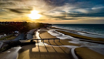 Omaha and Utah Beach