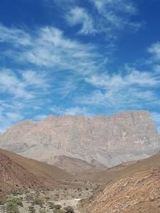 Jebel Mischt (the comb).