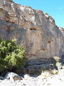 Wadi Damm in Al Dhahirah near Ibri in Oman.
