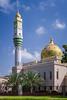 The Asma Bint Alawi Mosque in the city of Muscat, Oman.
