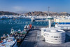 The port city of Muscat Oman.