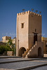 Fortification architecture in NIzwa, Oman.