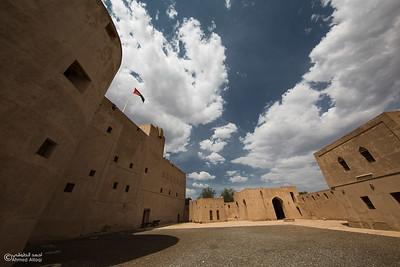 Jibreen Castle (57)- Oman