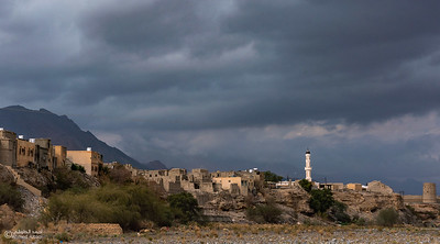 Al Nizar old village - Izki- Oman