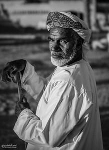 Oman - BW (144)- B&W