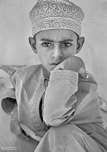 Oman - BW (367)- B&W