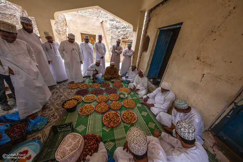 Date souq - Bilad Sait - Bahla210- Oman