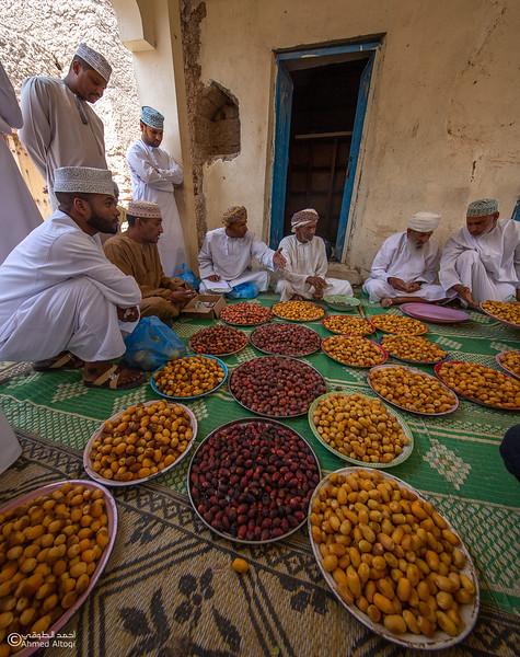 Date souq - Bilad Sait - Bahla211- Oman
