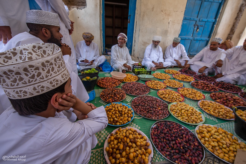 Date souq - Bilad Sait - Bahla209- Oman