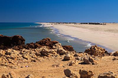 plaża wypatrzona na googlach