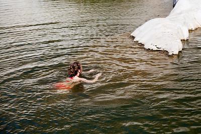 Dało się popływać