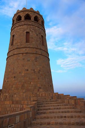 Wieża na wyspie