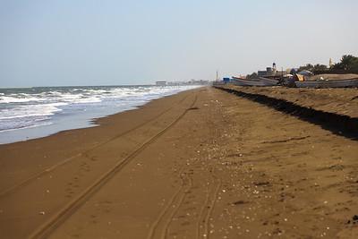 Plaża w Sohar nie urzeka