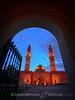 Sultan Qaboos Mosque in Bahla جامع السلطان قابوس بولاية بهلا
