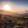 The Barren Landscape of Oman