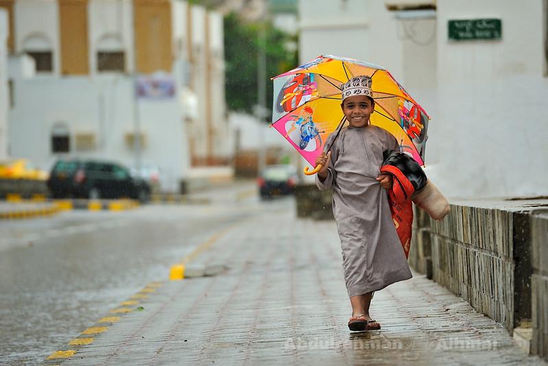 Rain Charm
