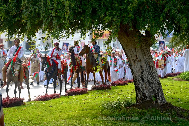 Bawshar Procession