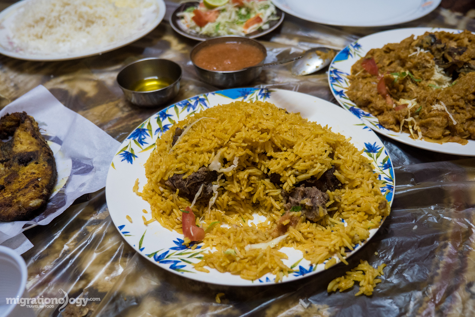 Omani food guide