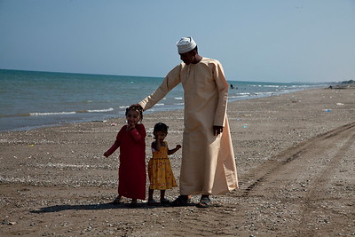 Coastal Drive, Oman, Muscat