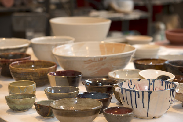 2016 Empty Bowls Project