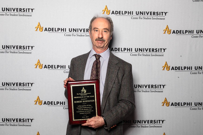 Robert Bornstein, Ph.D. - Professor of the Year